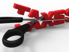 davcna izguba